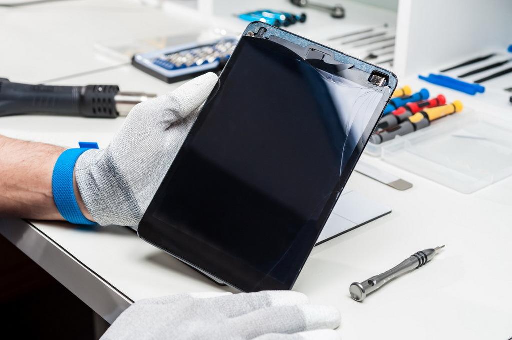 6 типовых неисправностей планшетов и пути их решения
